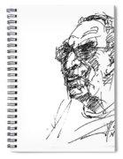 Tony Spiral Notebook