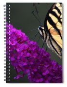 Too Close For Comfort Spiral Notebook
