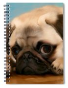 Too Cute Spiral Notebook