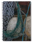 Tools Of The Trade Spiral Notebook