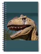 Toothy Spiral Notebook