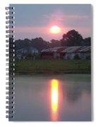 Tootsie's Katrina Barn Spiral Notebook