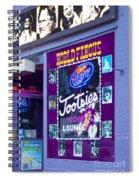 Tootsies Nashville Spiral Notebook