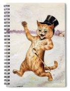 Top Cat Spiral Notebook