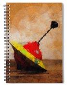 Top Spiral Notebook