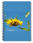 Top-heavy Spiral Notebook