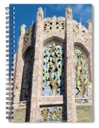 Top Of The Singing Tower House					 Spiral Notebook