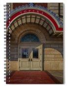 Topeka Spiral Notebook