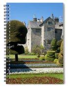 Topiary Garden Spiral Notebook