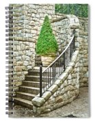 Topiary Plant Spiral Notebook