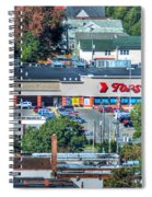 Tops On Niagara St Spiral Notebook