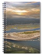 Topsail Island Paradise Spiral Notebook