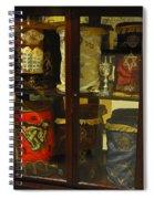 Torah Scrolls Spiral Notebook