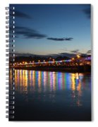 Torbay Nights Spiral Notebook