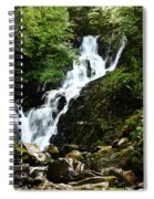 Torc Waterfall Spiral Notebook