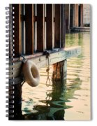 Torch River Bayou Spiral Notebook