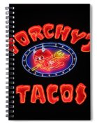 Torchy's Tacos Spiral Notebook