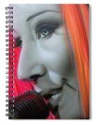 Tori Amos Spiral Notebook