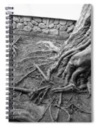 Tormented Trees Of Japan Spiral Notebook