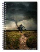 Tornado Spiral Notebook