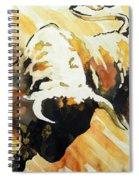 O .  L . E Spiral Notebook