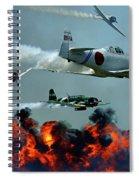 Toro Toro Toro Spiral Notebook