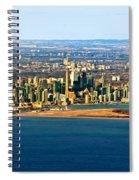 Toronto 2 Spiral Notebook