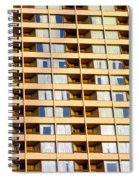 Toronto Apartment Building Spiral Notebook