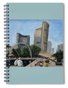 Toronto City Hall Spiral Notebook