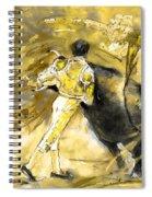 Toroscape 66 Spiral Notebook