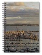 Torquay Panorama Spiral Notebook