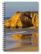 Torquay Surf Beach Australia Spiral Notebook