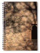Torre De Las Infantas In The Alhambra Spiral Notebook