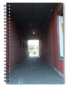 Torrington Passageway 1 Spiral Notebook
