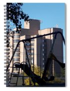 Torrington Towers 1 Spiral Notebook