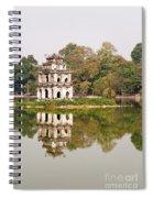 Tortoise Tower 03 Spiral Notebook
