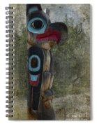 Totem Spiral Notebook