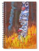 Totems Of Haida Gwaii Spiral Notebook