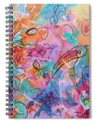 Toucan Dreams Spiral Notebook