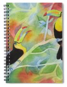Toucan Play At This Game Spiral Notebook