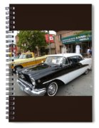 Touch Of Class Spiral Notebook