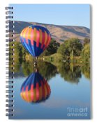 Touchdown Prosser Spiral Notebook