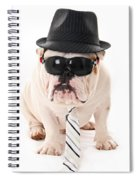 Tough Dog Spiral Notebook