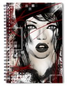 Tough Love Spiral Notebook