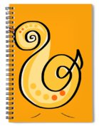Thoughts And Colors Series Chick Spiral Notebook