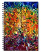 Tour De Babel Spiral Notebook