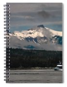 Touring Alaska Spiral Notebook