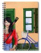 Touring Spiral Notebook
