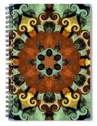Tourlidou S01-01 Spiral Notebook