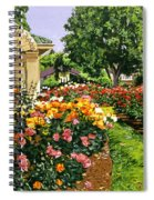 Tournament Of Roses II Spiral Notebook